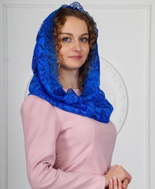 Кружевной платок