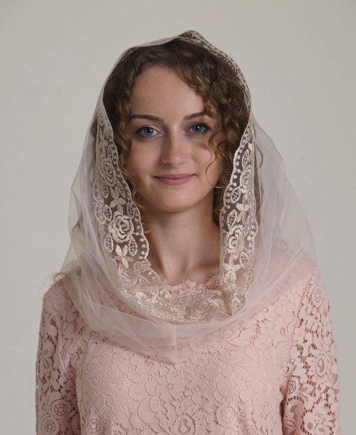 Таинство Венчания платок