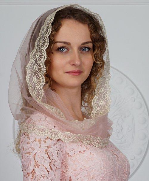 Снуд для венчания