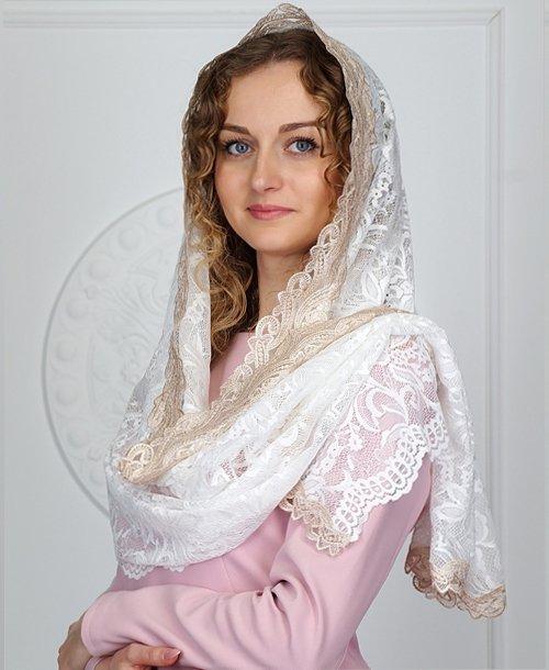 Венчальный платок