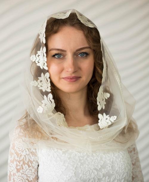Венчальный снуд